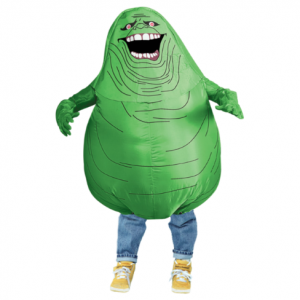 Opblaasbaar Groene Aardappel pak