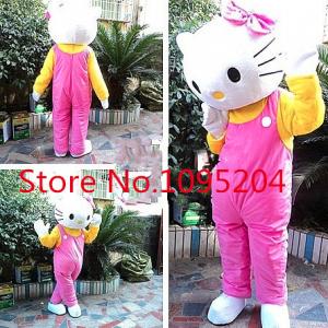 Hello Kitty Mascotte Kostuum