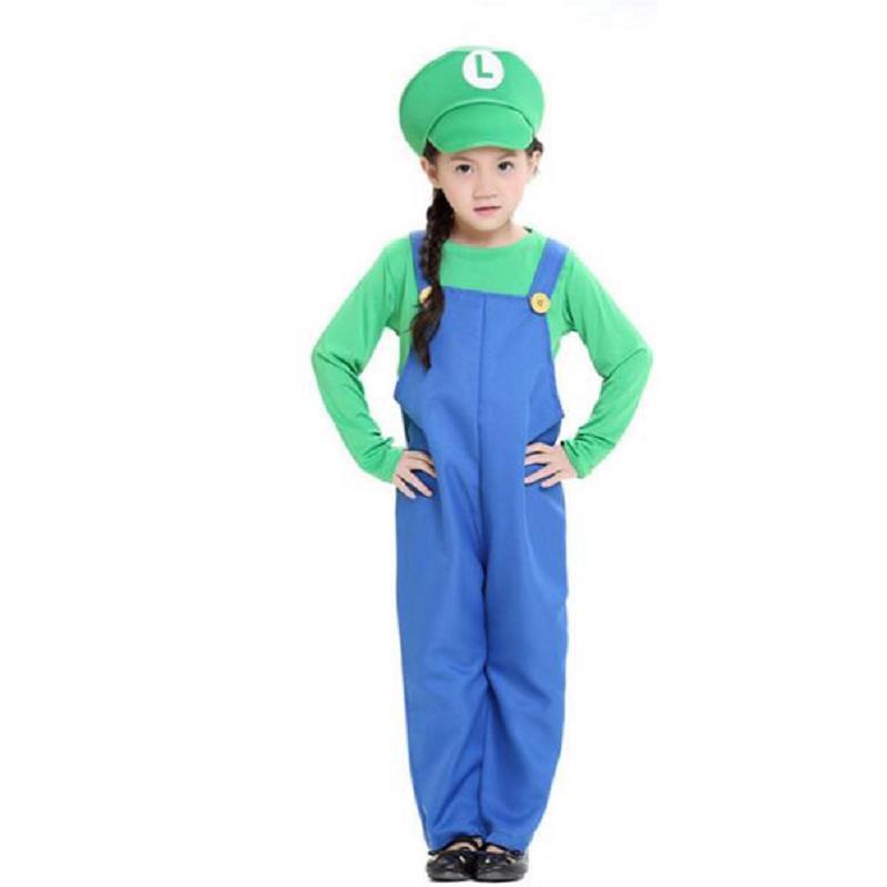 Luigi Kostuum (kind)