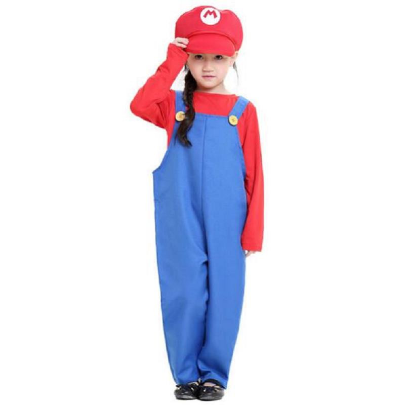 Mario Kostuum (kind)