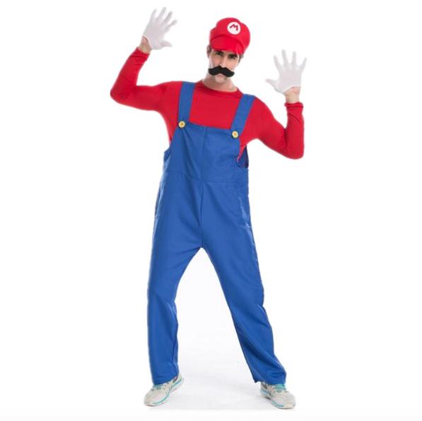 Mario Kostuum (man)