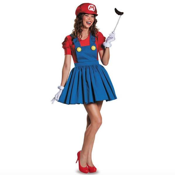 Mario Kostuum (vrouw)