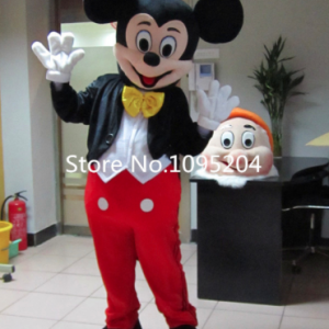 Mickey Mouse Mascotte Kostuum