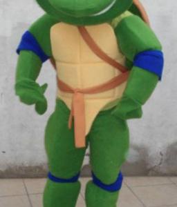 Ninja Turtle Mascotte Kostuum