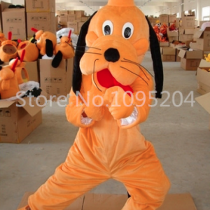 Pluto Mascotte Kostuum