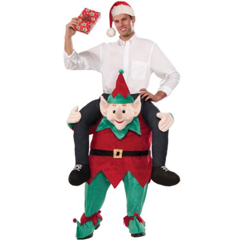 carnavalskostuum elf