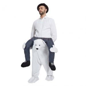 carnavalskostuum ijsbeer