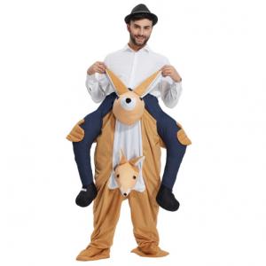 carnavalskostuum kangoeroe