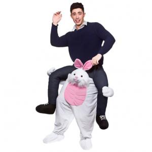 carnavalskostuum konijn