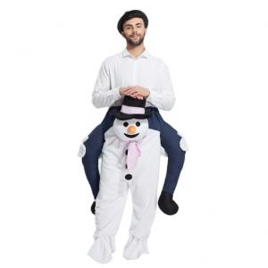 carnavalskostuum sneeuwpop