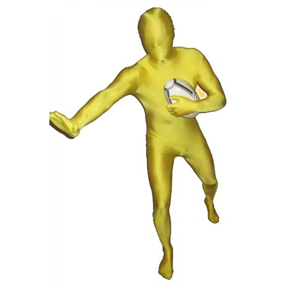 morphsuit geel