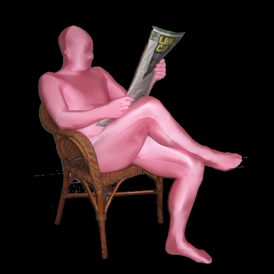 morphsuit roze