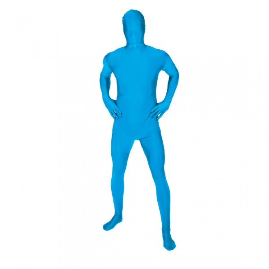 morphsuit turquoise